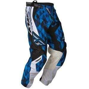 Fly Racing Kinetic Deviant blue 30