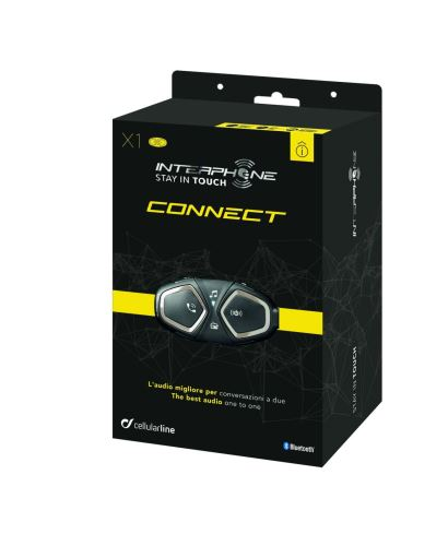 CellularLine Interphone CONNECT Single pack