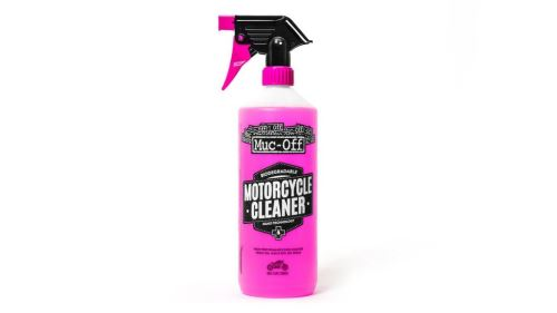 Nano tech motorcycle cleaner MUC-OFF 664-CTJ 1 litre capped with trigger