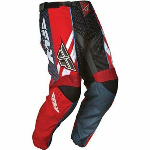 FLY Racing F-16 PANT red/black