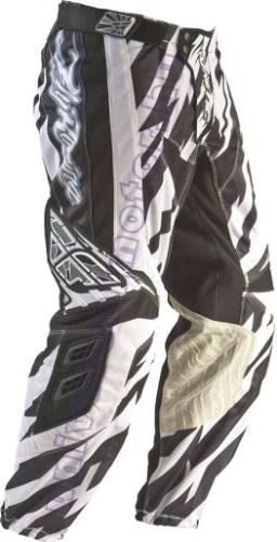 Fly Racing Kinetic BLK/WHT